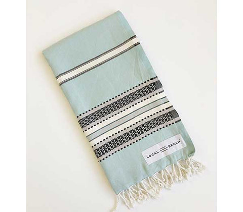 Seaside Towel Mint