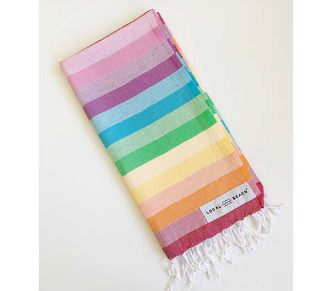 Maui Rainbow Towel