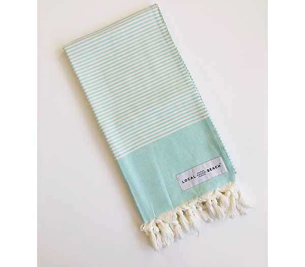 Solana Towel Mint