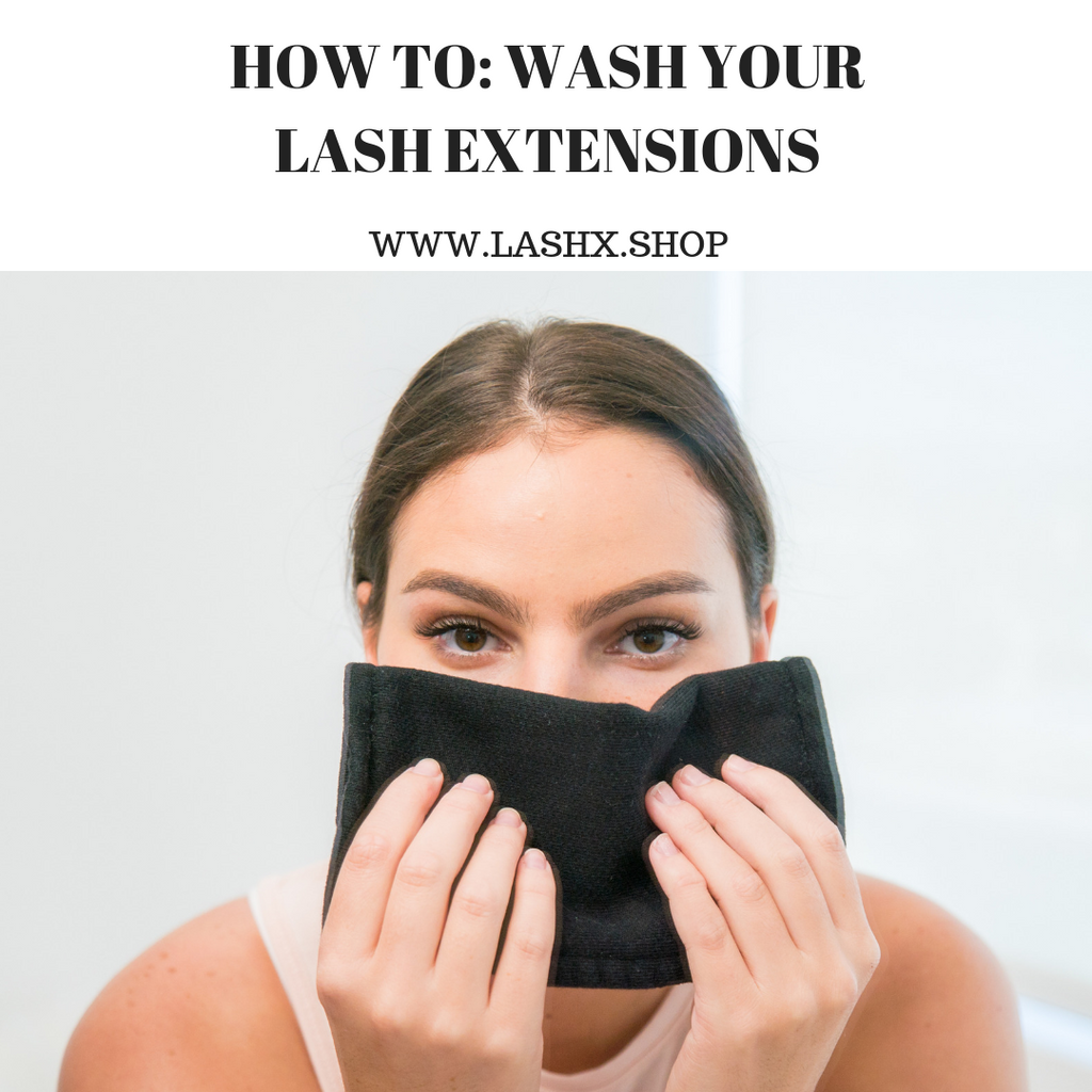Guide: How To Properly Clean Your Eyelash Extensions