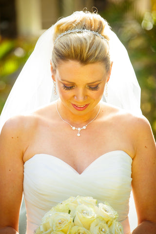 wedding lash extensions