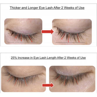Lash Growth Treatment - Eyeliner - LAshX® PRO/Line - Prolongs Lash Extension Wear - LAshX - Healthier Lash Extensions Better Lash Retention