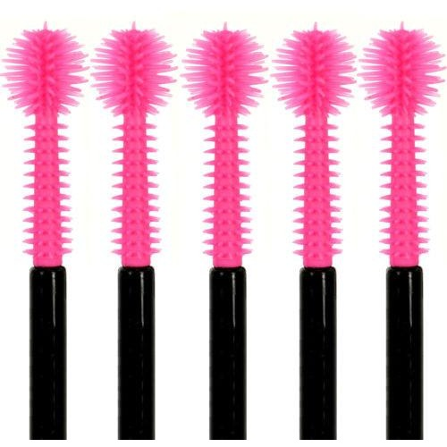 NEW Silicone Mascara Wand - Lash Defining Pink - LAshX - Healthier Lash Extensions Better Lash Retention