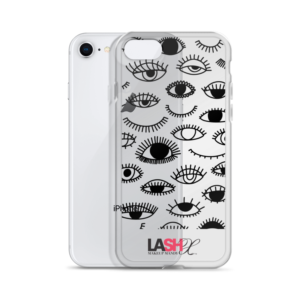 Eyephone  iPhone Case - LAshX - Healthier Lash Extensions Better Lash Retention