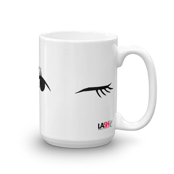 Lash Lovers Mug - LAshX - Healthier Lash Extensions Better Lash Retention
