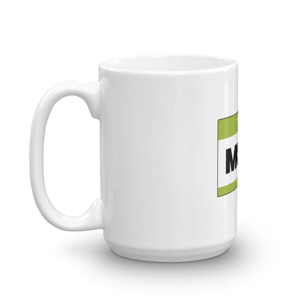 Team MOKA Mug Green