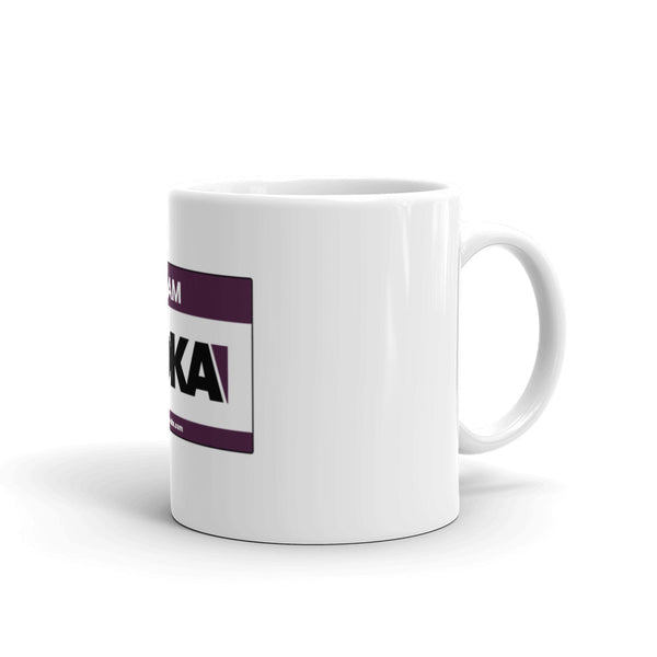 Team MOKA Mug Purple