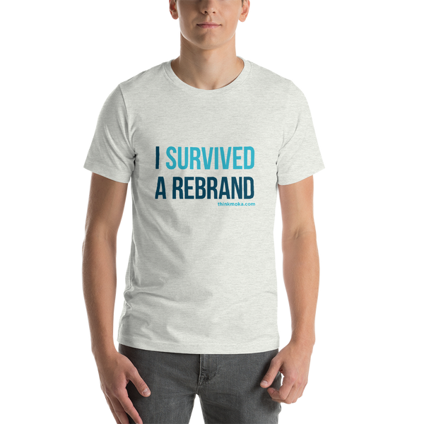 I Survived a Rebrand T-Shirt