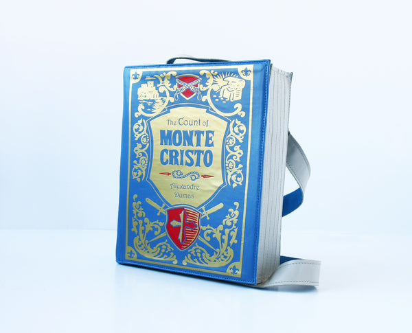The Count of Monte Cristo Book Purse