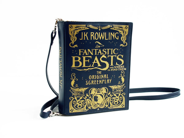 Fantastic Beasts and Where to Find Them Book Bag