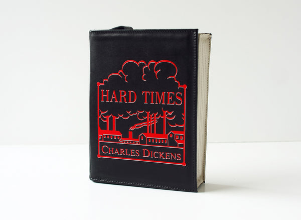 Charles Dickens Book Purse