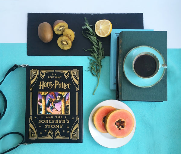 Harry Potter and the Sorcerer's Stone Book Bag
