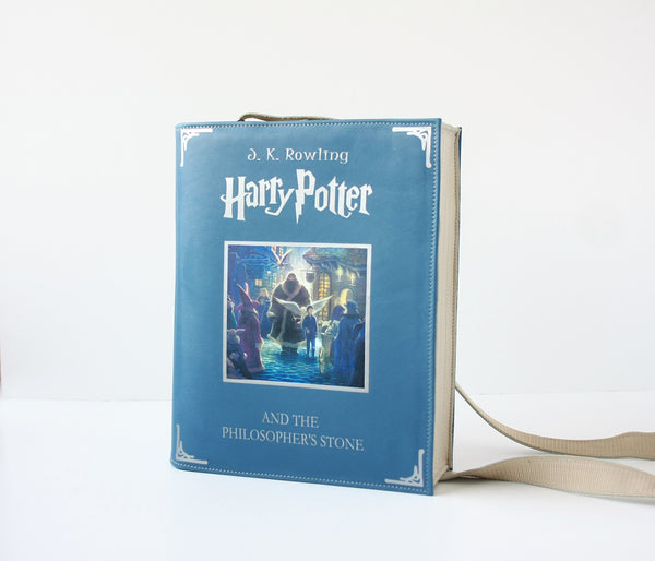 Harry Potter and the Philosopher's Stone Book Purse