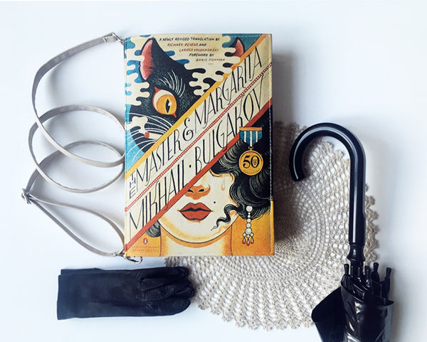 Mikhail Bulgakov Master and Margarita Book Bag