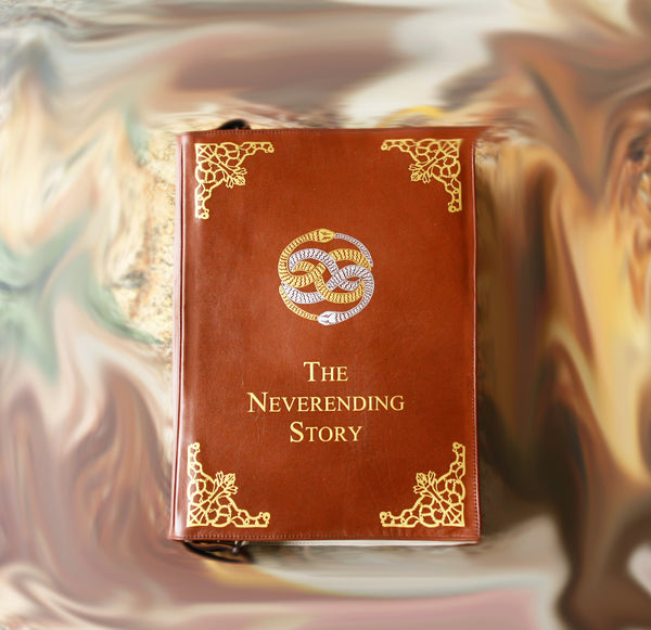 The Neverending Story Book Purse