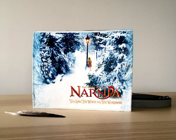 The Chronicles of Narnia Book Bag The Lion, The Witch and The Wardrobe Book Clutch