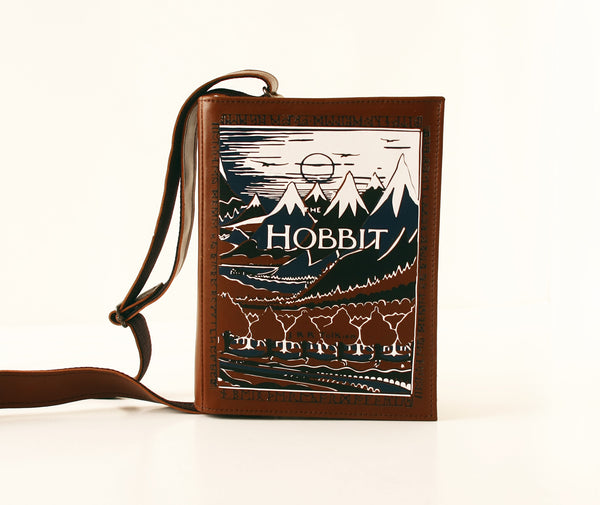 The Hobbit Book Purse
