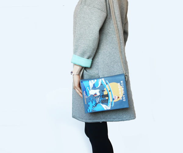 Moominland Winter Book Purse