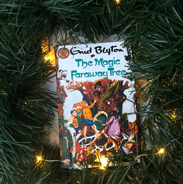 The Magic Faraway Tree Book Clutch Enid Blyton Book Bag