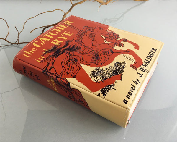 The Catcher In The Rye Book Bag