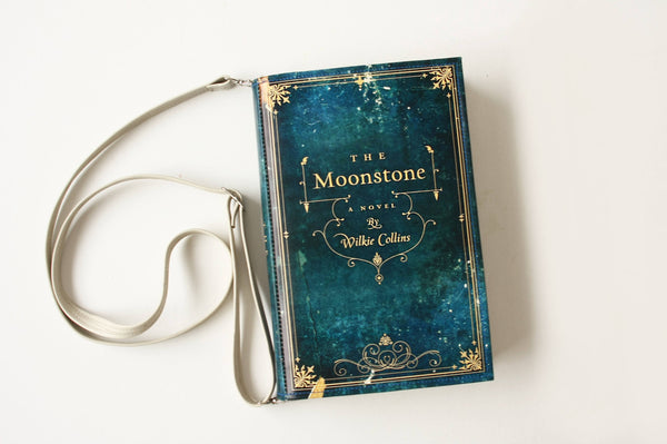 Wilkie Collins The Moonstone Book Bag