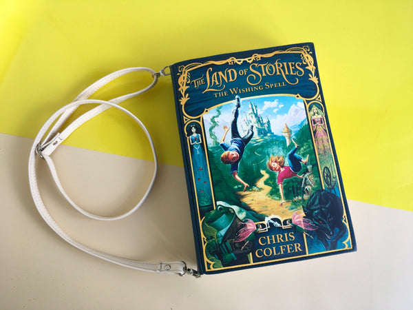 Chris Colfer The Land of Stories Book Bag