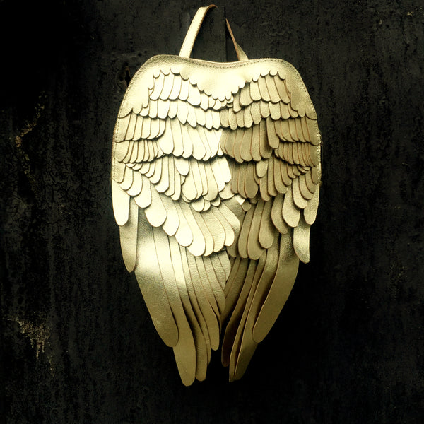 Gold Wings Backpack
