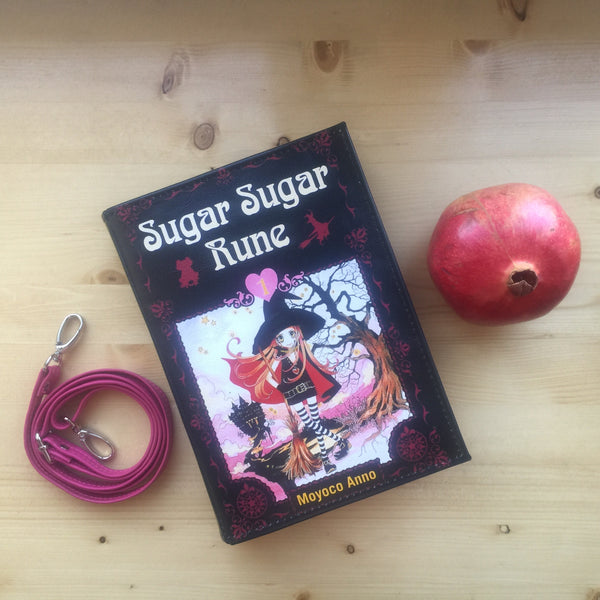 Sugar Sugar Rune Book Bag Manga Book Clutch