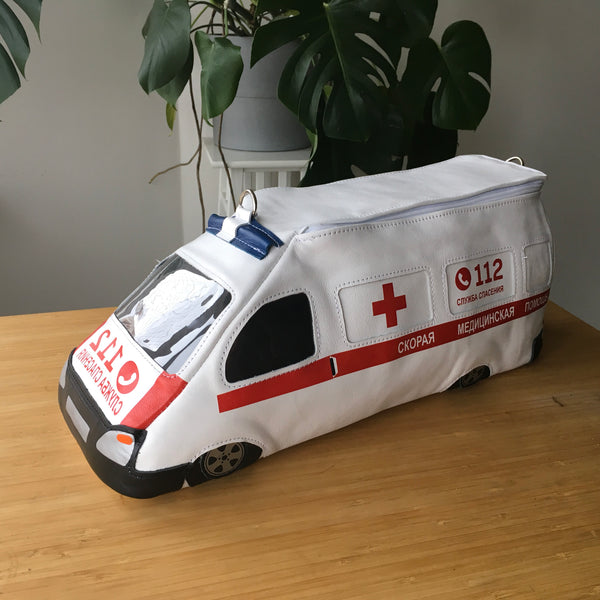 Ambulance Bag Emergency Van Bag Ambulance Van Bag Ambulance Car Bag Emergency Vehicle Bag