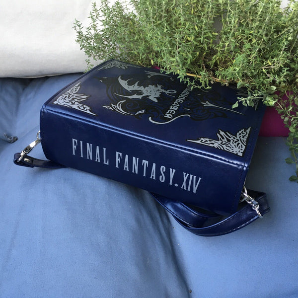 Final Fantasy XIV: Heavensward Book Bag