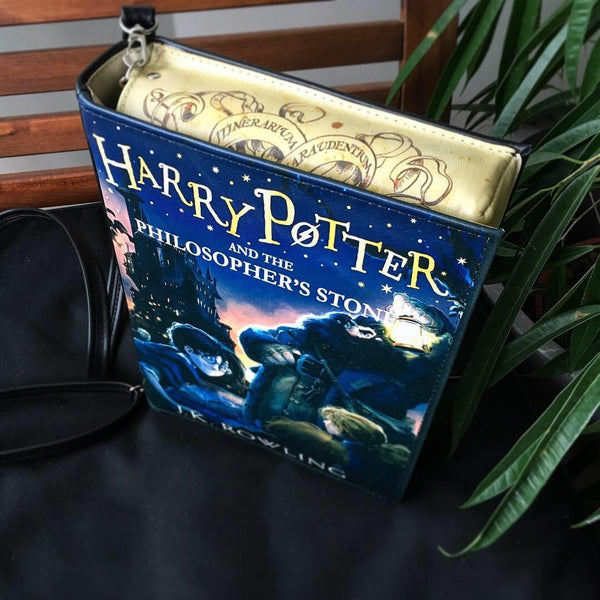 Harry Potter and the Philosopher's Stone Book Bag