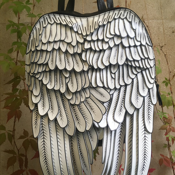 White Wings Backpack
