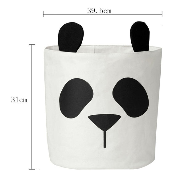 Nordic Cute Panda Bumper Bag - My Urban One