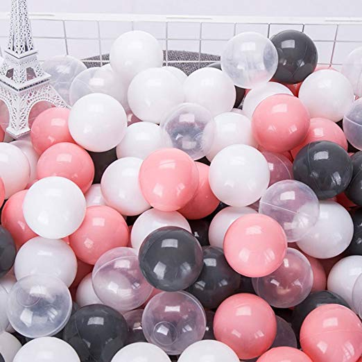 100 Ocean Balls for Baby Ball Pit - My Urban One