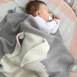 Bunny-Ears Baby Blanket - My Urban One