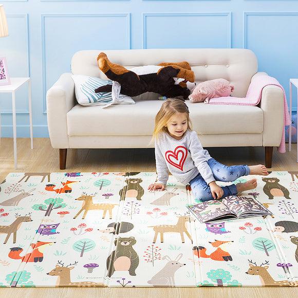 My Urban One™ Folding Baby Playmat