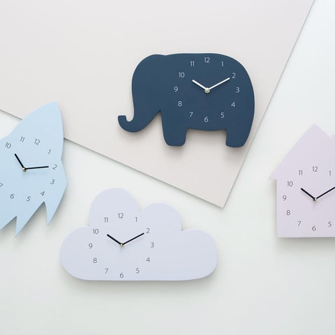 Creative Nursery Wall Clock - My Urban One