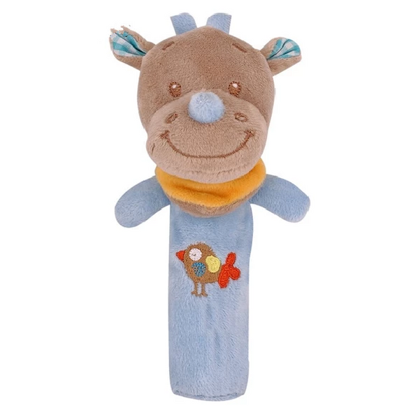 Baby Cute Animal Rattles Toys - My Urban One