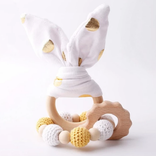 Teething Wooden Bracelets - My Urban One