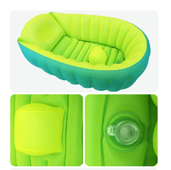 Baby inflatable Bathtubs - My Urban One
