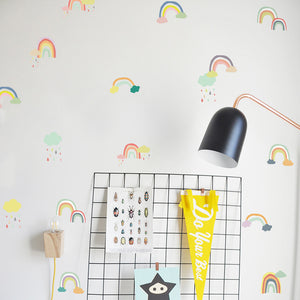 """Over The Rainbow""  Wall Decals - My Urban One"