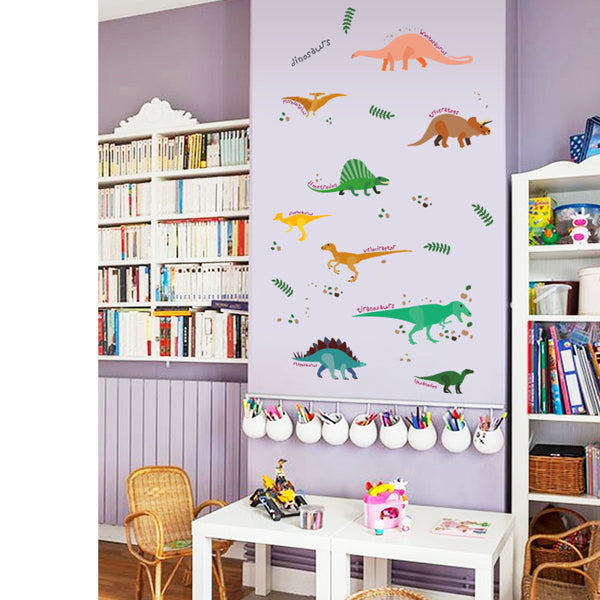 Dinosaur Wall Stickers - My Urban One