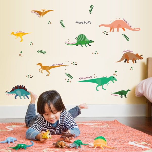 Dinosaurs Wall Decals - My Urban One