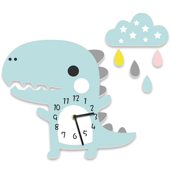 Dinosaur Wall Clock - My Urban One