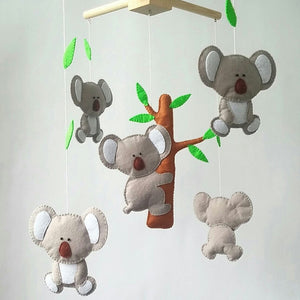 Koala Crib Mobile - My Urban One