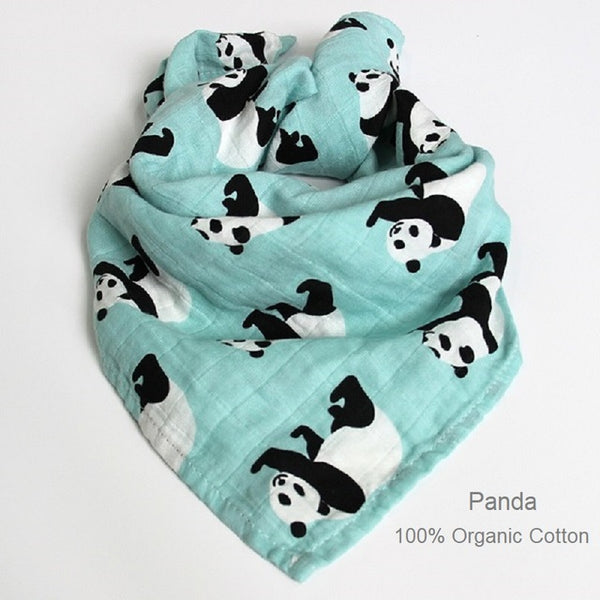 Baby Bath Towel Muslin Gauze Cotton Towels - My Urban One
