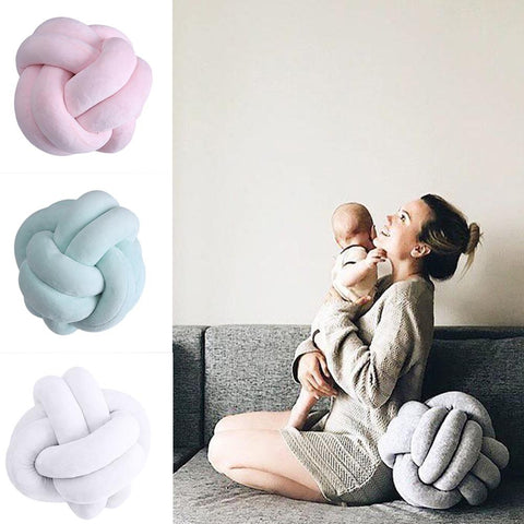 Knot Pillow - My Urban One