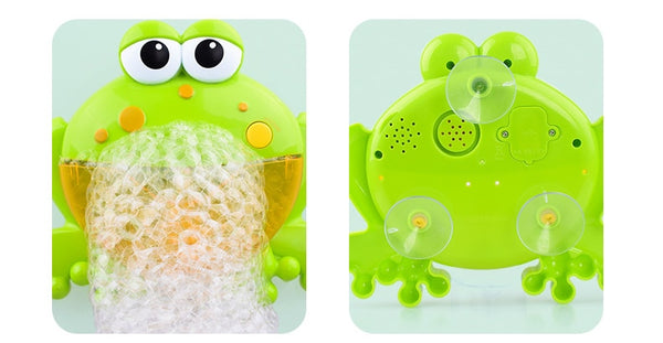 Kids Musical Bubble Machine Bath Toy - My Urban One