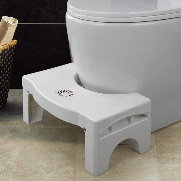 Bathroom Anti Constipation Foldable Plastic Footstool For Kids - My Urban One