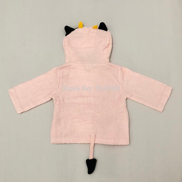 Baby Hooded Bathrobe - My Urban One